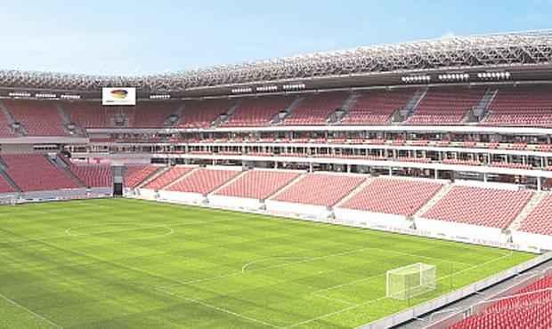 Ingresso para a Arena � segunda despesa mais pesada. Foto: Odebrecht/Divulga��o