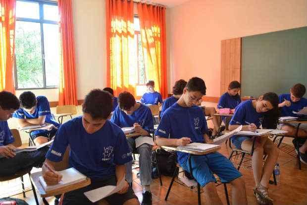 Os dados s�o do Censo Escolar do Instituto Nacional de Pesquisas Educacionais An�sio Teixeira (Inep). Foto: Elza Fi�za/Ag�ncia Bras�lia (Elza Fi�za/Ag�ncia Bras�lia)