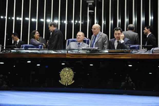 Senado implanta semana de esfor�o concentrado antes da Copa do Mundo e das elei��es. Foto: Jonas Pereira/Ag�ncia Senado (Jonas Pereira/Ag�ncia Senado)