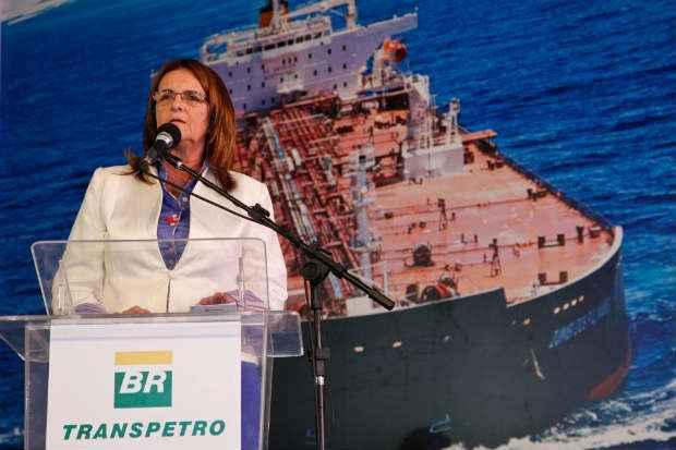 A executiva evitou comentar as recentes declara��es do ex-diretor de Abastecimento Paulo Roberto Costa. Foto: Ag�ncia Petrobras (Imprensa/Ag�ncia Petrobras)
