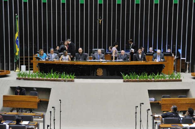 As vota��es � toque de caixa fazem parte da semana do esfor�o concentrado.Foto: Zeca Ribeiro/C�mara dos Deputados (Zeca Ribeiro/C�mara dos Deputados)
