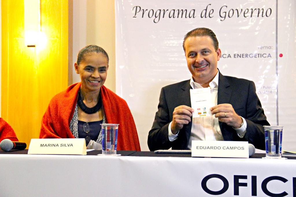O pr�-candidato defendido por Marina para a corrida pelo Pal�cio da Liberdade � o m�dico e ambientalista Apolo Heringer. Foto: Leo Cbral/PSB (Leo Cabral/PSB)