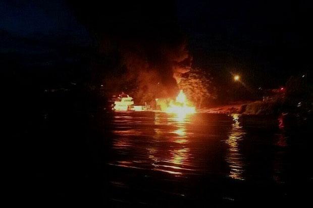 Foto: Corpo de Bombeiros do Amazonas/Divulga��o
