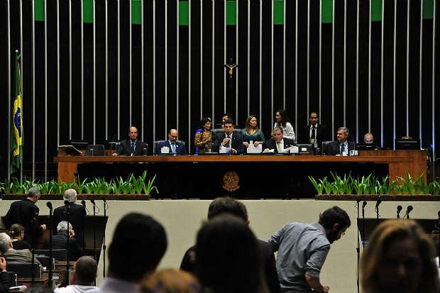 A medida sustenta que estados com menor popula��o, como Alagoas e o Piau�, tinham mais representatividade na C�mara. Foto: Bruno Franchini/C�mara dos Deputados (Bruno Franchini/C�mara dos Deputados)