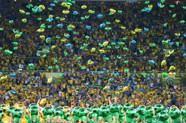 Chegou a hora. Confira o que abre e fecha nos dias de jogos da Copa do Mundo do Brasil. Foto: Daniel Ferreira/CB/D.A Press (Chegou a hora. Confira o que abre e fecha nos dias de jogos da Copa do Mundo do Brasil. Foto: Daniel Ferreira/CB/D.A Press)