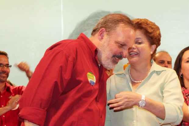 Presidente Dilma cumprir� compromissos administrativos antes da plen�ria do PTB. Armando acompanhar� toda a agenda. Foto: Alexandre Albuquerque/Divulga��o/ Arquivo (Alexandre Albuquerque/Divulga��o)