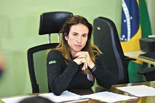 Renata Malafaia investigou o crime por conta pr�pria: inoc�ncia comprovada. Foto: Gustavo Moreno/CB/D.A. Press