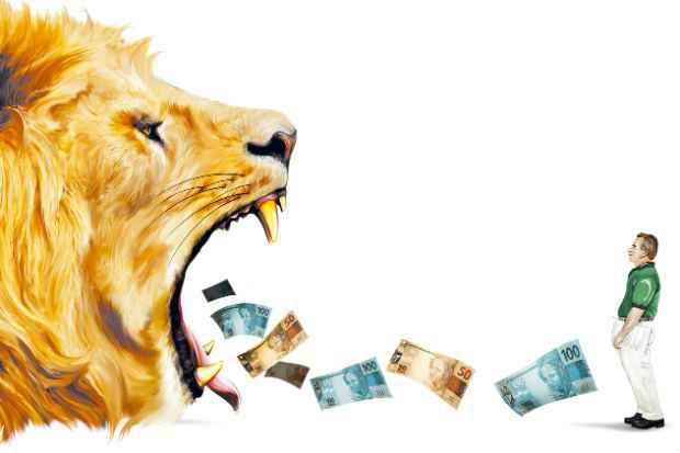Primeiro lote ser� depositado nesta segunda-feira (16). Em Pernambuco, quase 40 mil contribuintes v�o receber os recursos. O pagamento mensal segue at� dezembro. Ilustra��o: Amaro Jr e Pablo Alejandro/CB/D.A Press