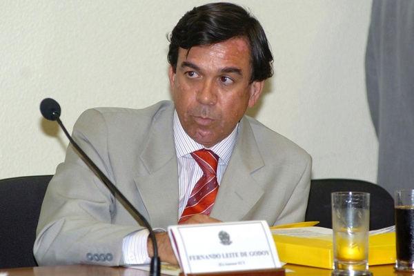 Alberto Youssef est� preso desde mar�o: suspeito de liderar quadrilha que movimentou recursos bilion�rios - Foto: Carlos Moura/CB/D. A Press (Carlos Moura/CB/D. A Press)
