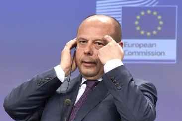 O ministro da Energia da Ucr�nia, Yuriy Prodan. Foto: � AFP/JOHN THYS (O ministro da Energia da Ucr�nia, Yuriy Prodan. Foto: � AFP/JOHN THYS)