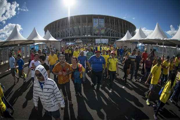 Quem quiser visitar os principais pontos tur�sticos dever� ir de manh�. Foto: Marcelo Camargo/Ag�ncia Brasil (Marcelo Camargo/Ag�ncia Brasil)