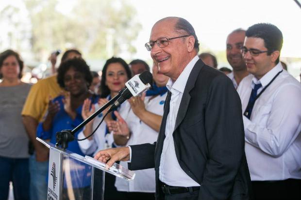 O governador n�o vai comparecer ao ato, mas enviar� um representante para chancelar o acordo. Foto: Edson Lopes/Jr/GESP (Edson Lopes/Jr/GESP)