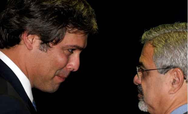 Candidato ao governo do Rio de Janeiro � ligado ao senador de Pernambuco Humberto Costa. Foto: Paulo de Ara�jo/CB/D.A Press