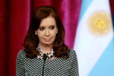 Cristina Kirchner pede negocia��es justas em lit�gio com fundos especulativos. Foto: � AFP/Jacques Demarthon (Cristina Kirchner pede negocia��es justas em lit�gio com fundos especulativos. Foto: � AFP/Jacques Demarthon)