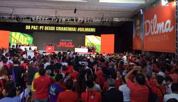 Conven��o do partido acontece em Bras�lia. Foto: Zuleika de Souza/CB/ D A Press