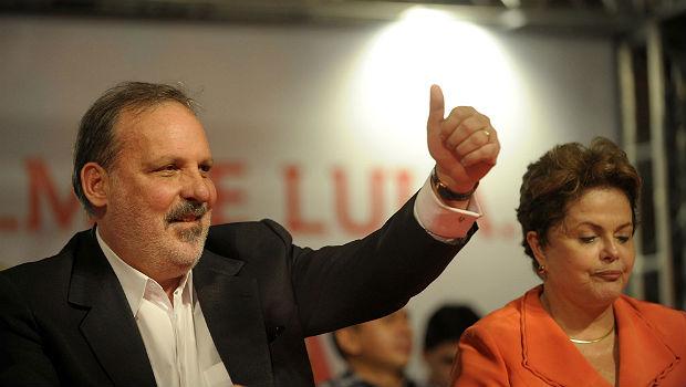 Armando n�o abrir� m�o do apoio � reelei��o de Dilma (L�o Caldas/Divulga��o)