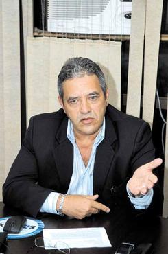 Alexandre Lima foi demitido da institui��o. Fotos: Paulo de Ara�jo/CB/D.A. Press