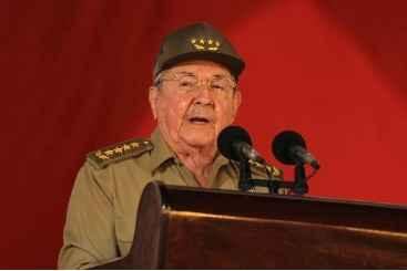 O presidente de Cuba, Ra�l Castro. Foto: � Pool/AFP Alejandro Ernesto (O presidente de Cuba, Ra�l Castro. Foto: � Pool/AFP Alejandro Ernesto)
