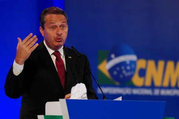 Ex-governador de Pernambuco ter� um pouco mais de dois minutos na propaganda eleitoral. Foto: Bruno Peres/CB/D.A Press