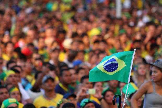 Sele��o Brasileira vai jogar contra a Col�mbia nesta sexta-feira pelas Quartas de Final do Mundial. Foto: Paulo Paiva/DP/D.A Press