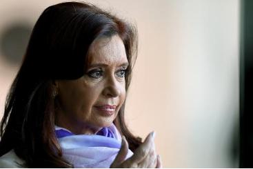 A presidente argentina, Cristina Kirchner, � vista em Bras�lia, em 16 de julho de 2014. Foto: � AFP/EVARISTO SA (A presidente argentina, Cristina Kirchner, � vista em Bras�lia, em 16 de julho de 2014. Foto: � AFP/EVARISTO SA)