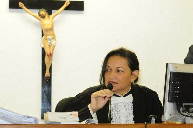 A magistrada acha pouco prov�vel que os restos morais ser�o encontrados. Foto: Juarez Rodrigues/EM/D.A Press (Juarez Rodrigues/EM/D.A Press)