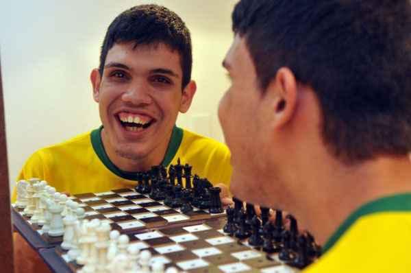 Gabriel Soares, de 19 anos, ficou na quarta coloca��o no campeonato juvenil disputado em Goi�nia em 2012. Foto: Minervino J�nior/CB/D.A. Press