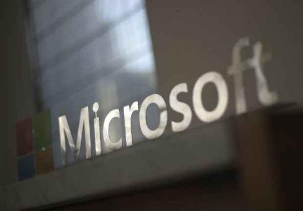 A Microsoft anunciou que vai processar a fabricante sul-coreana Samsung, acusada de derespeitar as condi��es de um acordo de patentes. Cr�dito: Josh Edelson/AFP/Arquivos.