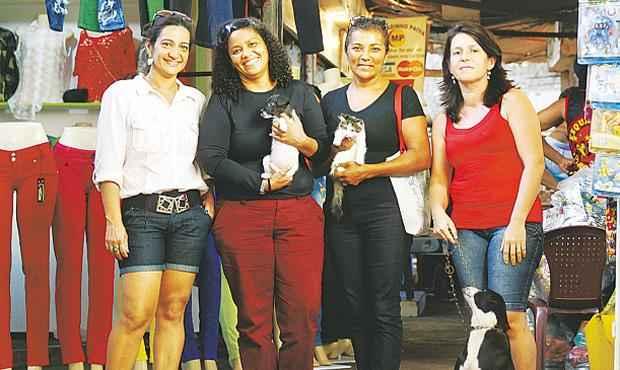 Grupo desenvolve trabalho contínuo de saúde e encaminhamento à adoção. Crédito: Blenda Souto Maior/DP/D.A Press