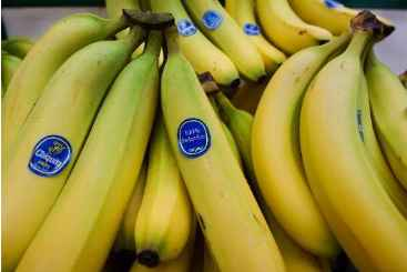 Bananas da marca Chiquita � venda em Washington. Foto: � AFP/Paul J. Richards (Bananas da marca Chiquita � venda em Washington. Foto: � AFP/Paul J. Richards)