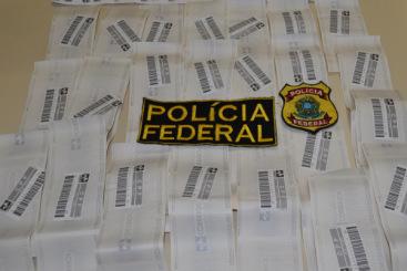Equipes detectaram a participa��o de servidores dos Correios. Foto: Pol�cia Federal/Divulga��o