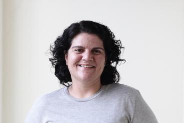Carolina Monteiro foi premiada com uma bolsa para participar do congresso. Foto: Alcione Ferreira/DP/D.A Press