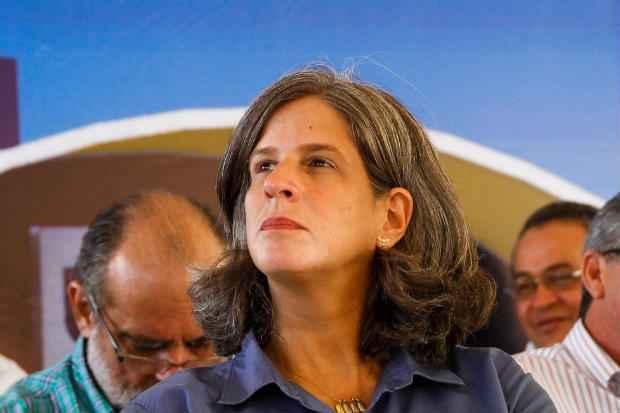 Renata era considerada como principal conselheira de Eduardo Campos. Blenda Souto Maior/DP/D.A Press (Blenda Souto Maior/DP/D.A Press)
