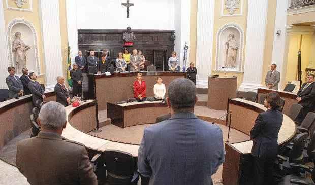 Foto: Rinaldo Marques/Assembleia Legislativa/Divulgação