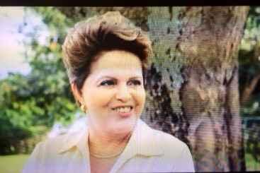 (Ana Luiza Machado/Reprodu��o TV)