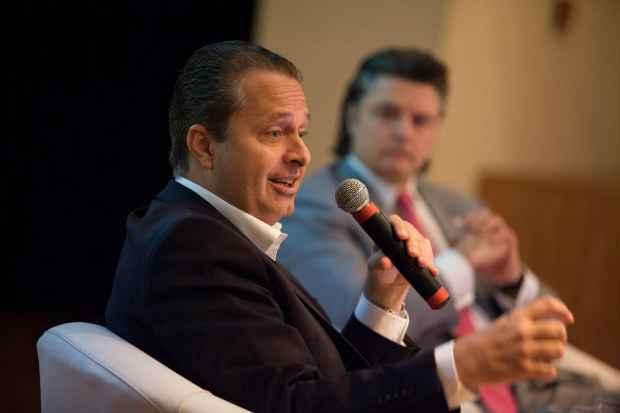 Eduardo Campos faleceu depois de um acidente a�reo ocorrido na cidade de Santos, S�o Paulo. Foto: PSB/Divulga��o (PSB/Divulga��o)