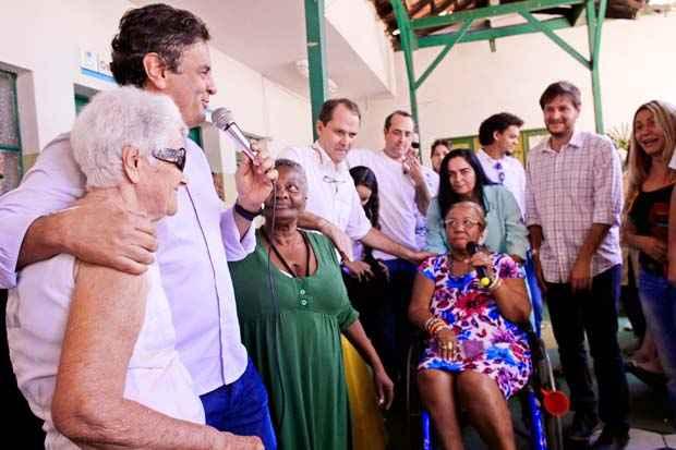 Foto: Igo Estrela/Coliga��o Muda Brasil