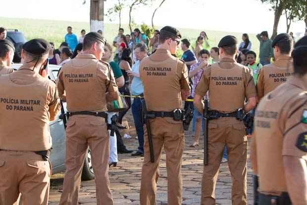Presos da Penitenci�ria Estadual de Cascavel fazem rebeli�o com ref�ns. Foto: Fabio Conterno/Ag�ncia de Not�cias Gazeta do Povo