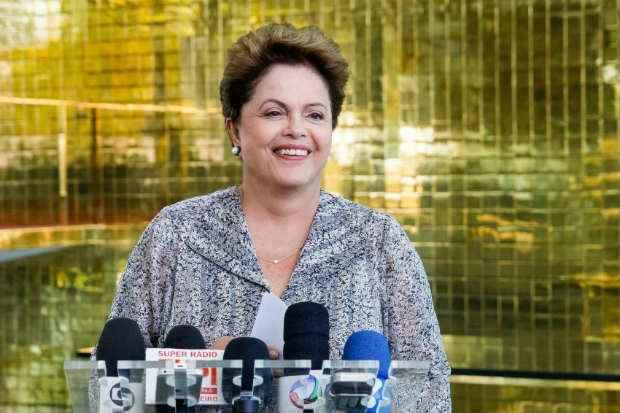 O primeiro debate com os candidatos a presidente da Rep�blica, da Rede Bandeirantes, acontece neste ter�a-feira � noite. Foto: Ichiro Guerra/Dilma 13 (Ichiro Guerra/Dilma 13)