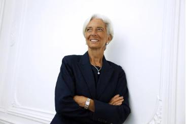 A diretora-geral do FMI, Christine Lagarde, � vista em 27 de agosto de 2014, em Paris. Foto: � AFP/THOMAS SAMSON (A diretora-geral do FMI, Christine Lagarde, � vista em 27 de agosto de 2014, em Paris. Foto: � AFP/THOMAS SAMSON)