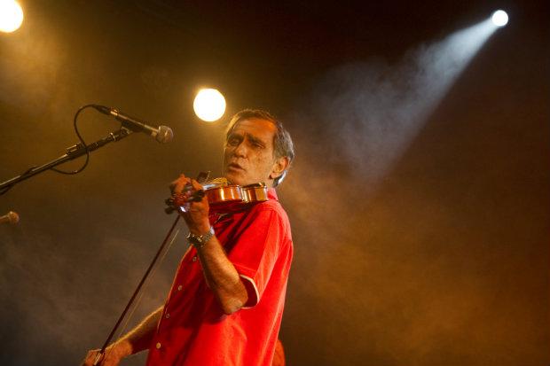 Chico Science & Nação Zumbi regravaram música de Jorge Mautner (foto). Crédito: Laís Merini/Divulgação
