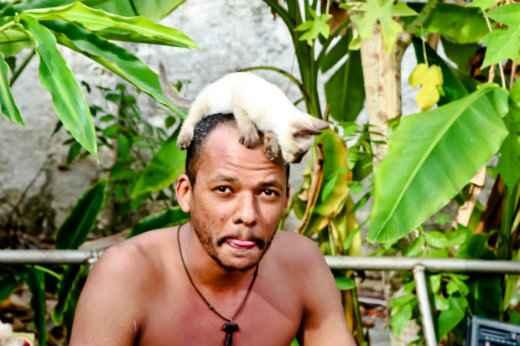 O cantor e compositor pernambucano Graxa. Foto: JuveNil Silva/Divulgação