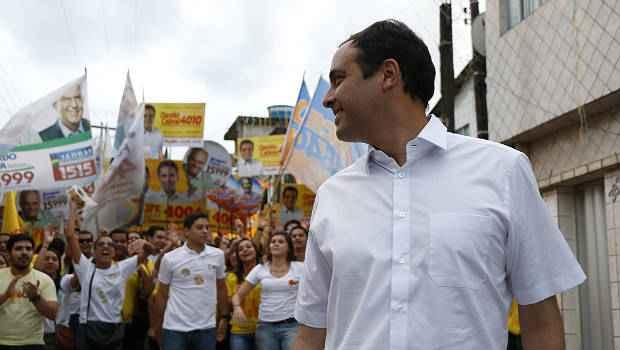 Socialista apresentar� documento durante um evento da Frente Popular (Rapha Oliveira/DP/D.A. Press)