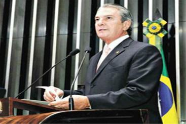 Collor apoia a presidente, mas terminou citado negativamente por ela. Foto: Waldemar barreto/Ag�ncia Senado  (Waldemar barreto/Ag�ncia Senado )