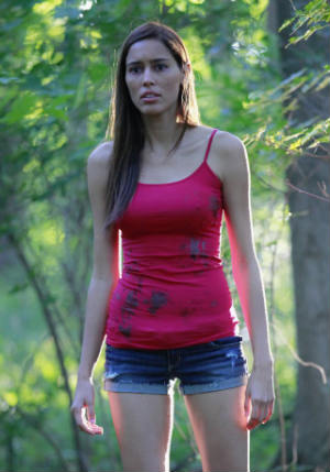 Rebecca da Costa em cena do filme Seven Below -  Foto: Vitamin A Films/Divulgação (Vitamin A Films/Divulgação)