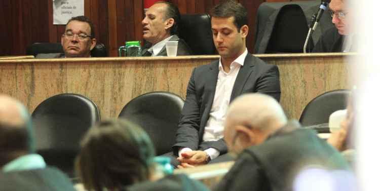 Empresário foi condenado a oito anos de prisão em regime semiaberto. Foto: Roberto Ramos/DP/D.A Press