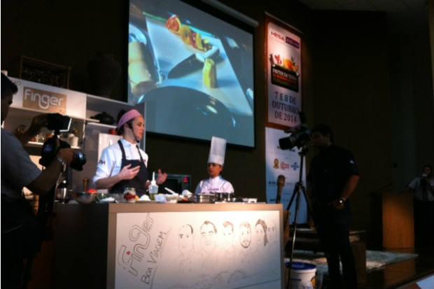 Chef do restaurante Maní comentou ter ficado surpresa ao ser considerada a melhor. Fotos: Vitória Mciel/DP/D. A Press