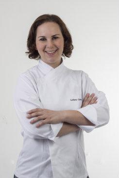 A chef Luciana Sultanum vai encerrar as aulas do primeiro dia. Foto: Jo Calazans/Divulgação