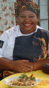 A chef Carmen Virgínia também participará do evento. Foto: Amanda Ferreira/Esp. DP/D. A Press