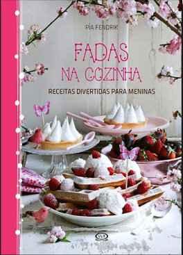 A autora argentina reuniu receitas simples e decorações femininas. Foto: V&R/Divulgação